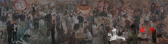 探索跨文化交流的历史轨迹_墨西哥-扶桑-壁画-罗斯-