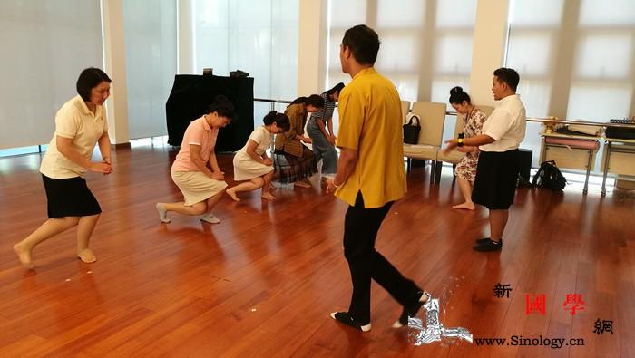 曼谷中国文化中心举办泰国礼仪培训课程_曼谷-佛教-泰国-王室-