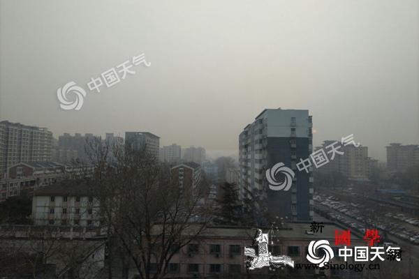 北京空气重污染橙色预警中5日空气质量_空气质量-橙色-预警-