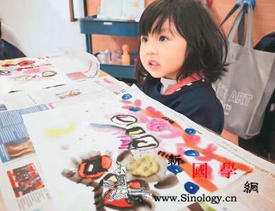 香港3岁女童国际绘画大赛夺冠_猫头鹰-画室-香港-绘画-