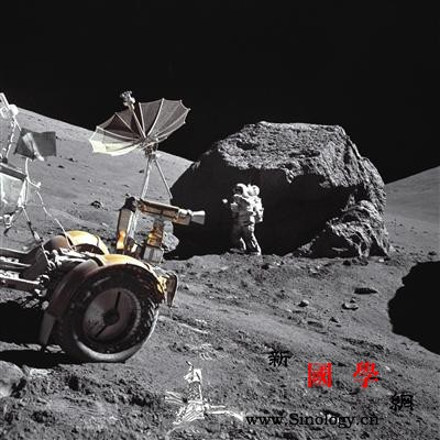 """未来10年多国航天员""""抢滩""""登月中国_南极-航天员-登月-"""