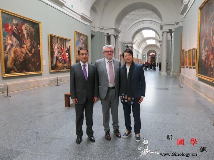 郎朗应邀在西班牙普拉多国家博物馆进行_西班牙-索菲亚-演奏-博物馆-
