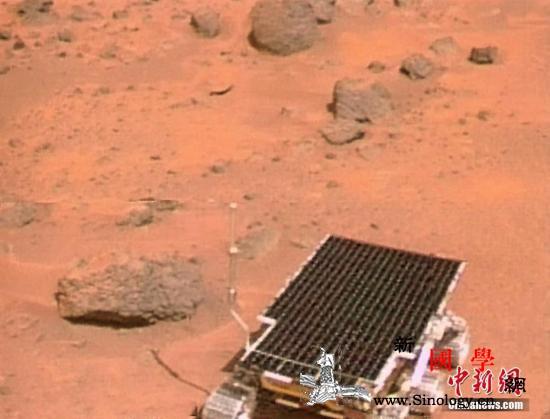 探月工程打基础2020年探测火星中国_火星-着陆-探测器-