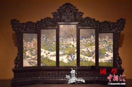 """""""凤舞紫禁:清代皇后的艺术与生活""""展_华盛顿-清代-展出-皇后-"""