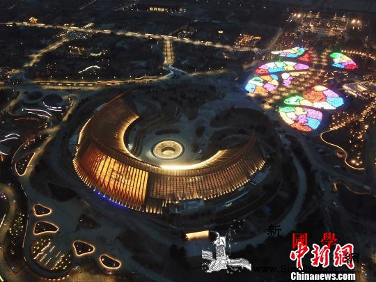 北京世园会再推四条趣玩路线满足不同游_迥然-肌理-形态各异-