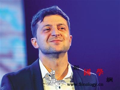 乌克兰总统选举喜剧演员领跑民调_克里米亚-波罗-乌克兰-