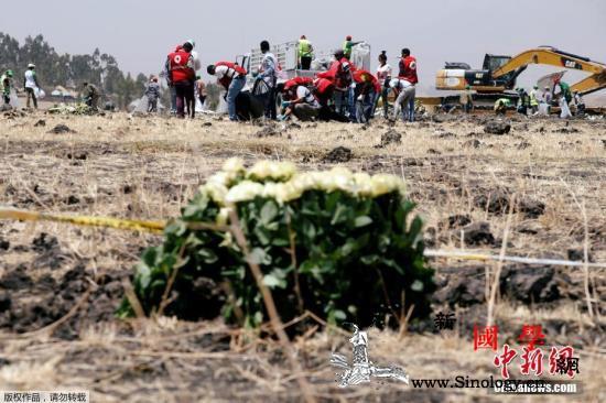 外媒:埃航坠机前飞行员曾按波音紧急应_波音-遇难者-追思-