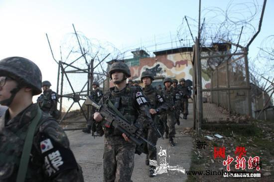韩国将开放非军事区步行游览_国防部-非军事区-哨所-
