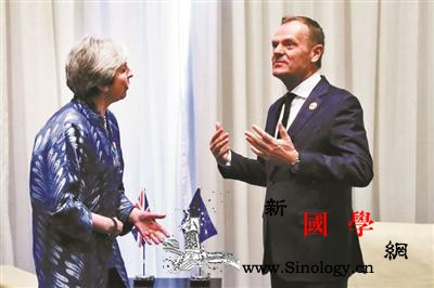 """欧盟或宽限英国一年""""脱欧""""_英方-欧洲-英国-"""
