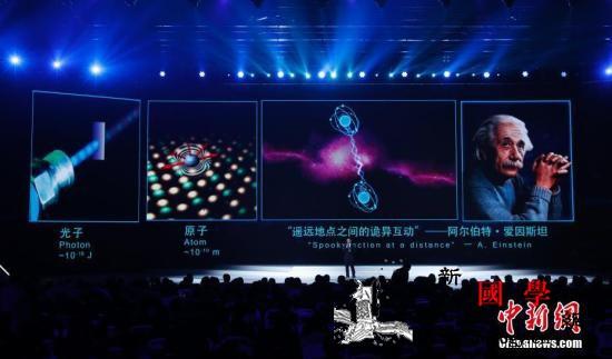 当量子计算和机器学习相遇会碰撞出什_互联网-激扬-量子-