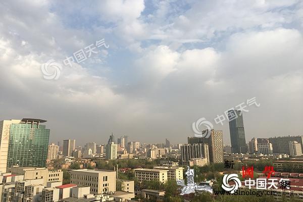 中东部大范围雨雪开启局地降温超10℃_华北-雨夹雪-等地-