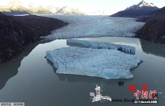 超出预期!冰川变化使海平面55年里上_冰岛-智利-冰川-