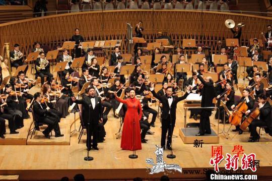 《红旗颂》等经典作品揭幕第36届上海_经典作品-音乐节-上海-序幕-