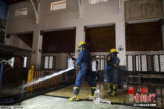 斯里兰卡恐袭嫌犯多被击毙或逮捕旅游收_斯里兰卡-连环-勒马-