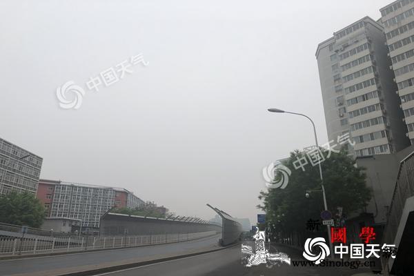 今天北京气温回升最高温23℃夜间风力_北风-回升-北京-