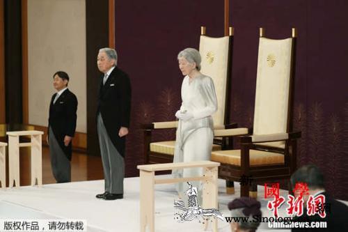 日本天皇200年来首次生前退位一个_平成-退位-日本-