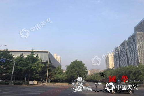 北京今天午后迎降雨明天最低气温降至1_返程-北京-南风-