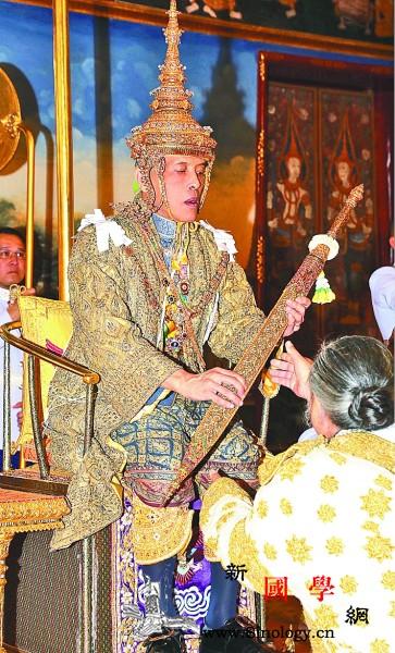 泰国举行国王加冕仪式_曼谷-泰国-加冕-王室-