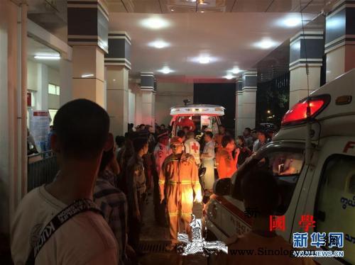 3名中国公民在缅甸仰光机场一客机滑出_北宁-缅甸-仰光-