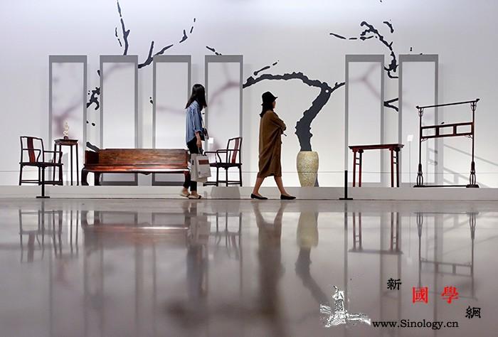 """""""工匠精神•苏艺:韩建贤苏_束腰-江苏省-美术馆-条案-"""