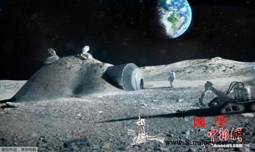 美国科学家:月球处于地壳构造活跃期_阿波罗-美国-月球-