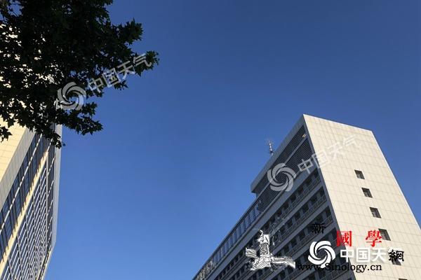 北京今天晴晒阵风6级烧烤模式将开启周_阵风-北京-气温-