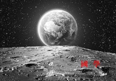 地球水起源与月球形成有关大量水约44_陨石-月球-起源-