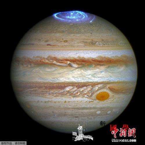"""再不看快没了!木星大红斑""""脱线""""天文_旅行者-海王星-木星-"""