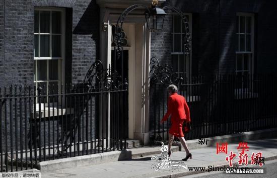 """梅首相因""""无牌""""可打而辞职继任者同样_继任者-卸任-英国-"""