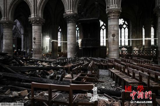火灾后耗资逾千万欧元巴黎圣母院官方吁_巴黎-法国-欧元-
