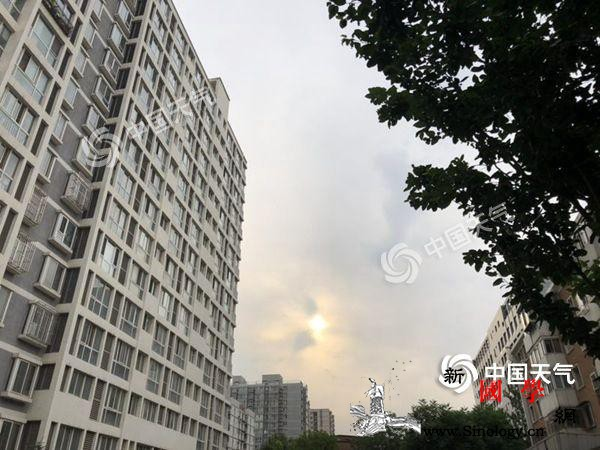 北京最高气温30℃昼夜温差大有6级左_北京市-温差-北风-