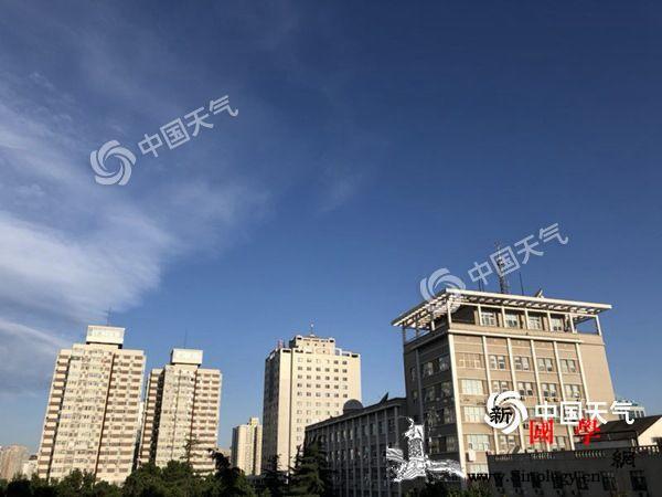 晴+晒!30℃+!今日起北京晴热晒模_南风-温差-今晨-