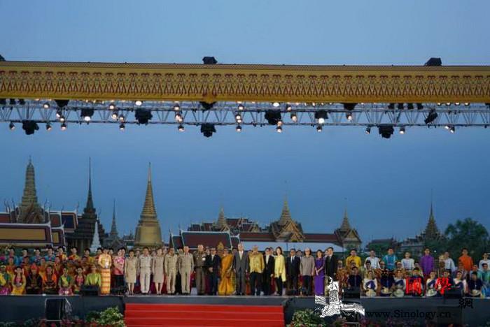 """青海省代表团访泰参加""""十世王加冕庆祝_曼谷-青海省-泰国-加冕-"""