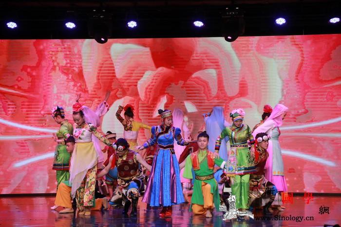 青海民族歌舞演出迷倒泰国民众_曼谷-青海省-泰国-青海-