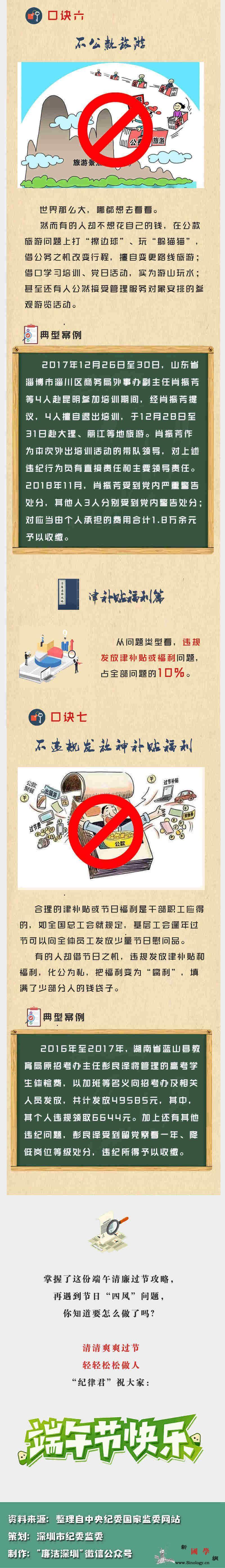图解丨公职人员端午清廉过节攻略_深圳市-纪委-监委-
