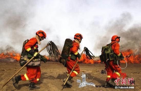 5月中国火灾总体平稳消防救援队伍出警_张掖市-演练-火灾-