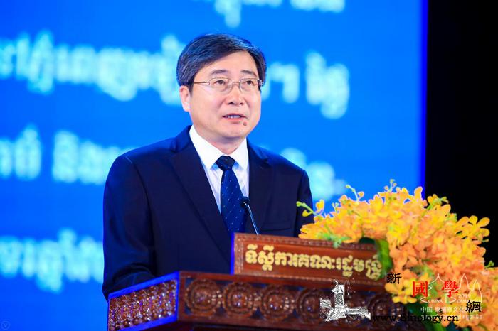 中柬文化旅游友好交流大会在金边成功举_金边-柬埔寨-国务-友好-