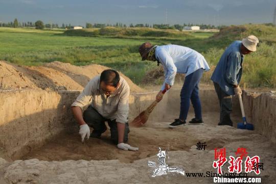 陕西与吉尔吉斯斯坦联合考古工作取得初_吉尔吉斯斯坦-陕西省-遗址-考古-