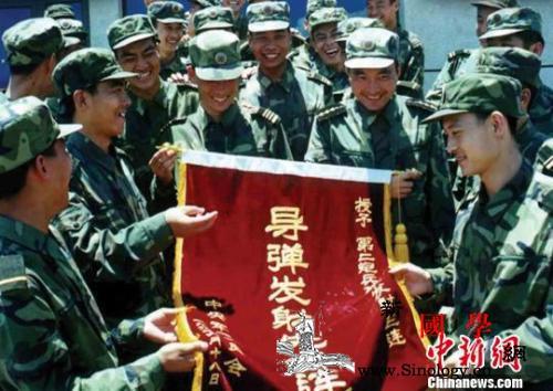 """解读中国火箭军某旅发射三连的""""先锋密_号手-导弹-三连-"""