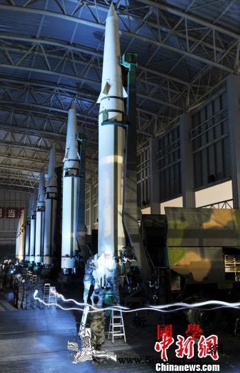 """中国火箭军""""导弹发射先锋连""""的""""创新_导弹-三连-训练-"""