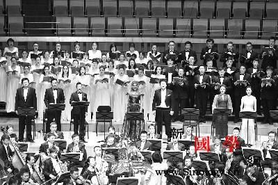 中国交响乐团倾情演绎《卡门》_卡门-歌唱家-交响乐团-合唱团-