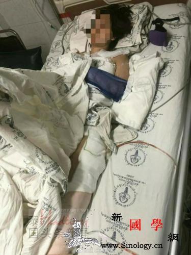 中国孕妇讲述泰国坠崖内情:丈夫拥吻后_泰国-跌落-悬崖-