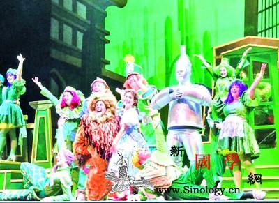 随音乐剧《绿野仙踪》开启寻梦之旅_绿野仙踪-彩虹-音乐剧-巡演-