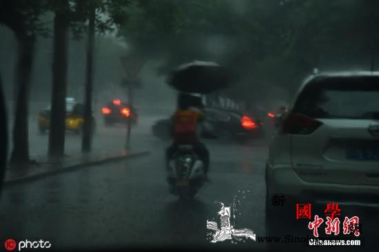 南方地区有强降雨河北山东等地仍有高温_西南地区-等地-暴雨-