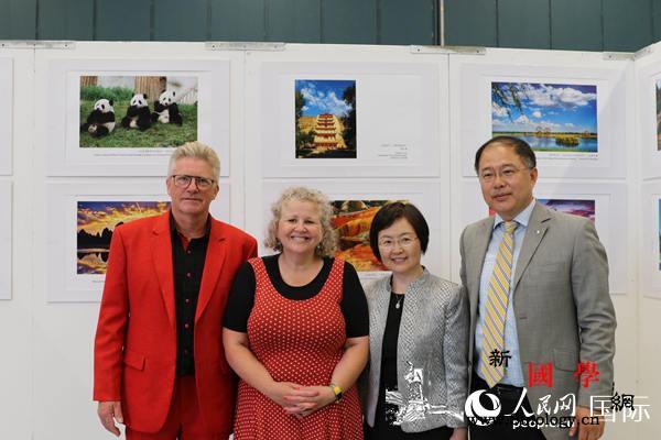 """""""中国旅游文化周""""活动在丹麦成功举办_丹麦-丝绸之路-图片展-文化-"""