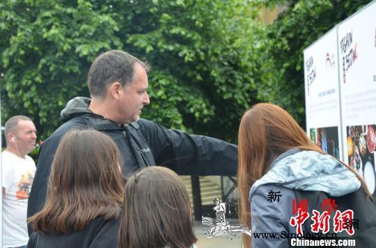 """""""魅力北京""""图片展公众日活动在英国爱_爱丁堡-苏格兰-旅游局-北京-"""
