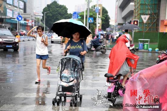 北方局地强降雨黄淮南部至长江中下游有_西北地区-广西-等地-