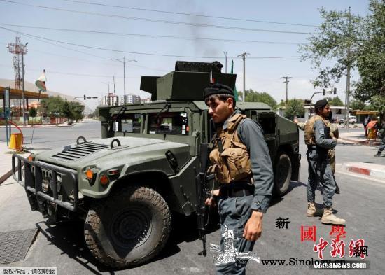 外媒:阿富汗喀布尔爆炸事件伤员人数升_喀布尔-阿富汗-袭击-