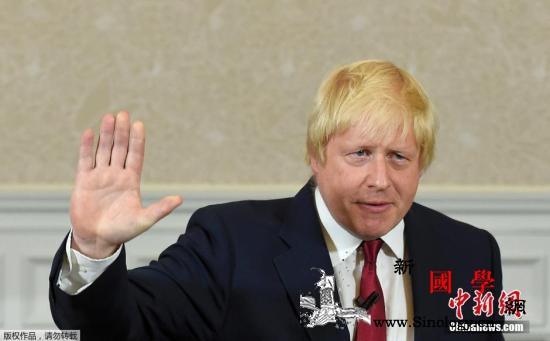 约翰逊:无协议脱欧非目标相信欧盟也愿_约翰逊-领导层-英国-