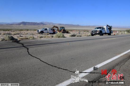 美国南加州地震中国驻洛杉矶总领馆发布_克莱-洛杉矶-美国-